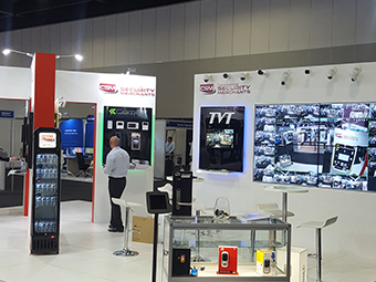 TVT's Australian partner CSM successfully exhibits at ASIAL Australia